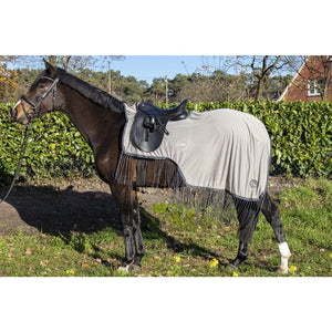 Fringes ride on fly sheet