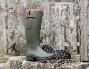 Crosslander Kodiak wellington boots