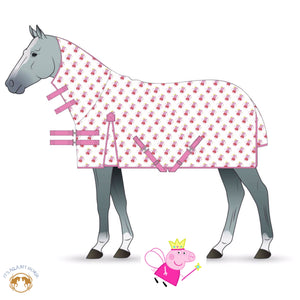 IAABH Limited Edition peppa pig fairy combo fly rug