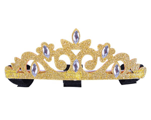 Brown band crown