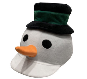 Equetech Christmas snowman hat covers