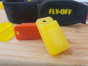 Fly-Off refill pods