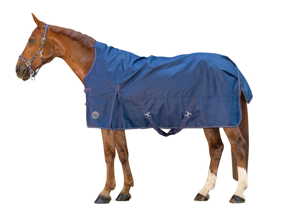 H turnout with polar fleece lining