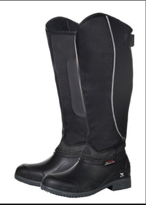 Hkm winter riding boots
