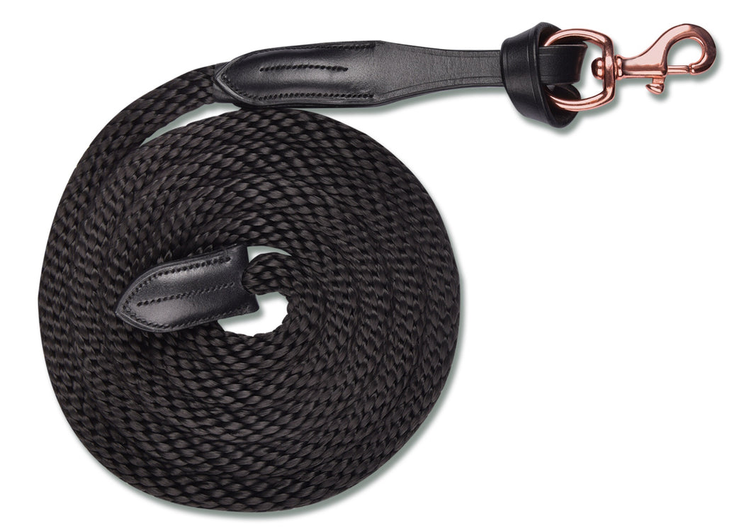 Waldhausen rose gold lead rope
