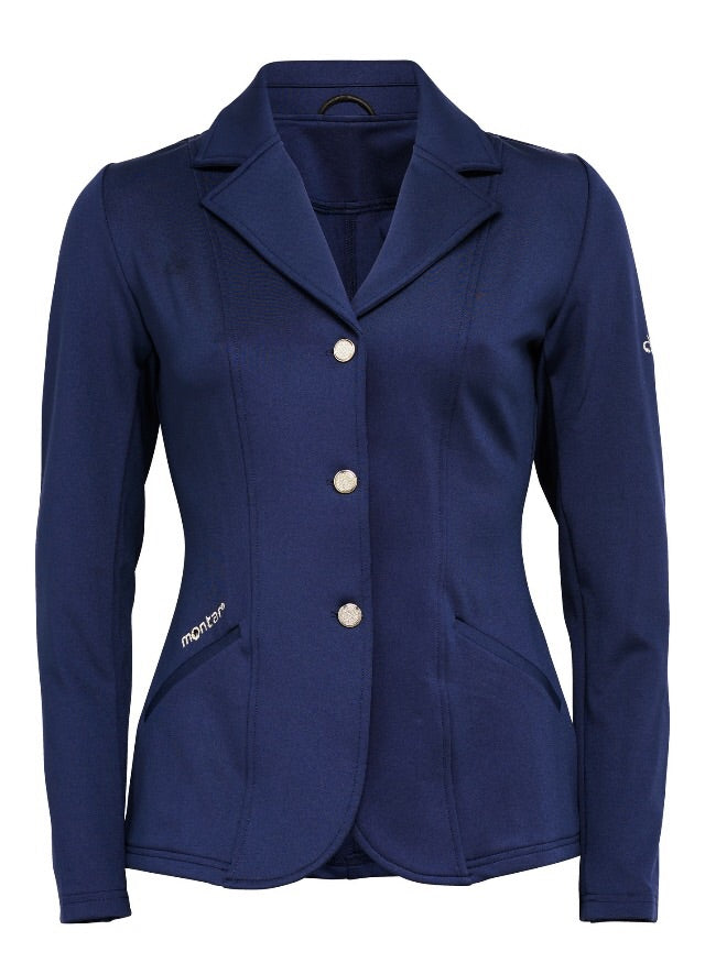 Montar Blue competition jacket