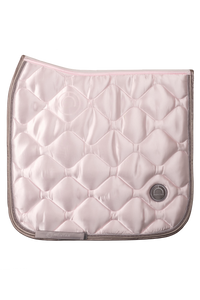 MONTAR pink deluxe Dressage saddle pad