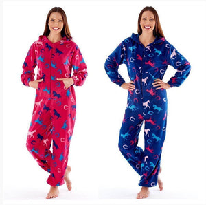 Ladies horse onesie