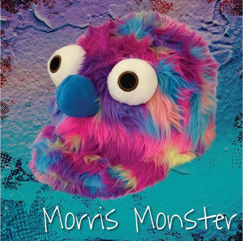 Equetech Morris Monster limited addition hat cover