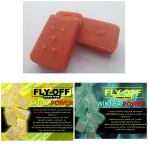FLY-OFF Bumper refill pods