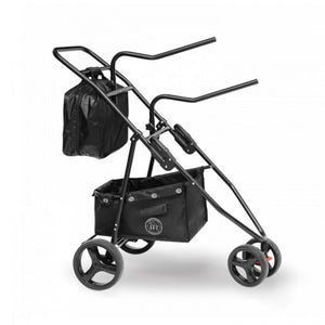 Rolling Saddle Rack Cart - Saddle Sherpa