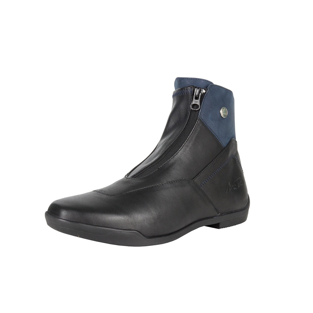 MARK TODD SHORT JUMP BOOTS BLACK/NAVY