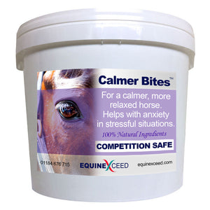 Equinexceed calmer bites offer