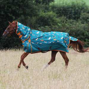 Dog combo 200g turnout rug