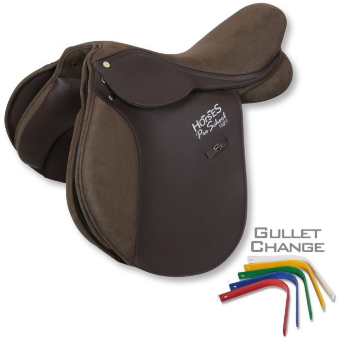 Horses pro light jumping saddle