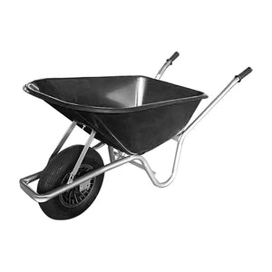 110L MOULDED POLYPROPYLENE WHEELBARROW