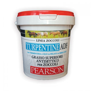 Pearson Turpentine ADF Hoof Grease