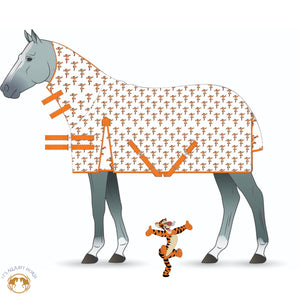 IAABH. Limited Edition Tigger combo fly rug