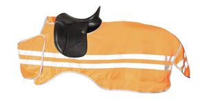 horse guard reflex orange exercise rug