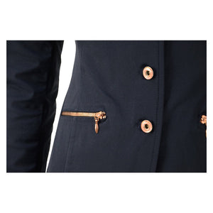HyFASHION Rosalind Rose Gold Show Jacket