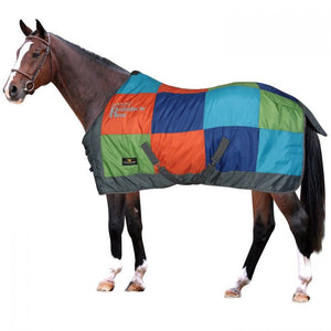 TOSONI SELLERIA 300G RAINBOW STABLE RUG