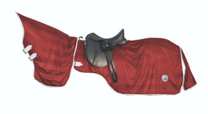 Hkm ride on fly sheet with removable neck