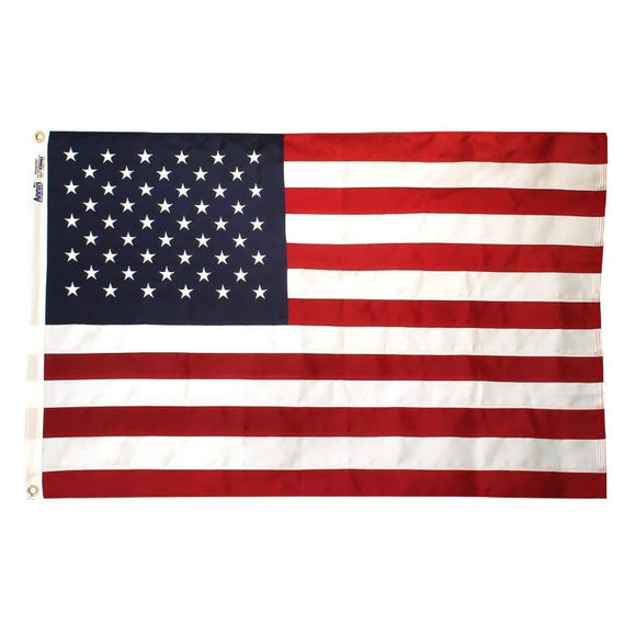 2-PLY POLYESTER US FLAG