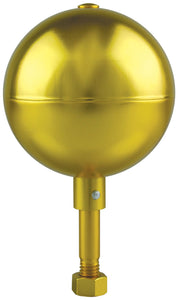 GOLD ANODIZED ALUMINUM BALL