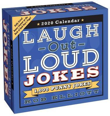 2020 Laugh-Out-Loud Jokes Day-to-Day Calendar