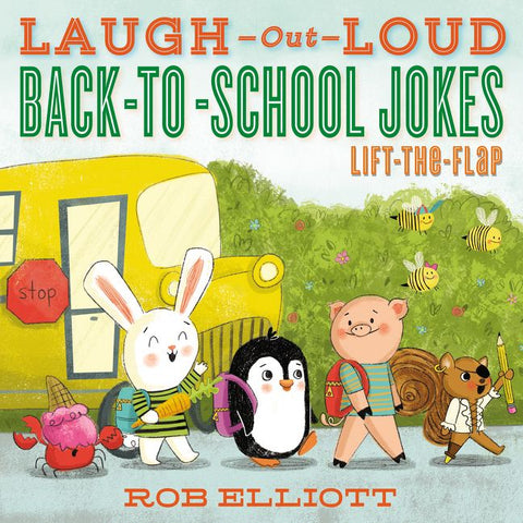 Laugh-Out-Loud Back-to-School Jokes