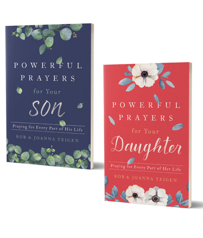 Powerful Prayers for our Kids Bundle