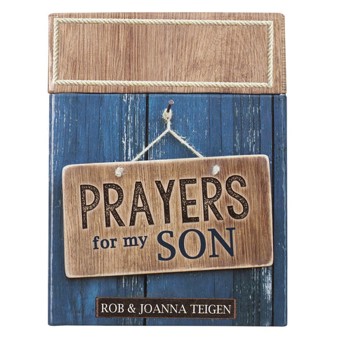 Prayers for My Son - Boxed Cards
