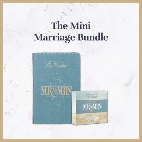 The Mini Marriage Bundle
