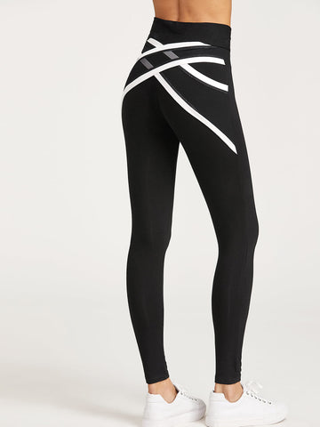 Minimal Criss Cross Leggings