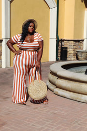 Blurred Lines | Sienna Wide leg Set