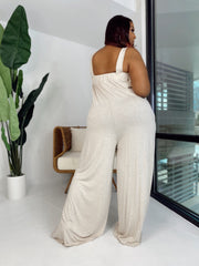 Sight to See | Nude Jumpsuit