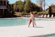 Nudist | Nude Poolside Bodysuit