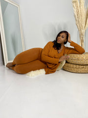 Vibe Reset  |  Caramel 2pc Set