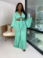 Island Tings | Mint 2 pc Set