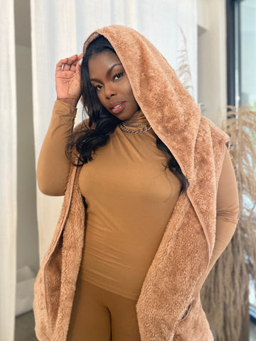 Aspen Bound | Caramel Latte Sweater 3pc Set