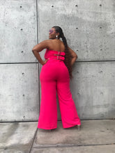 Load image into Gallery viewer, Sweet Heat | Watermelon Jumpsuit