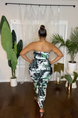 Palm Paradise | 2 pc Set