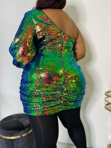 Limitless | Sequin Dress