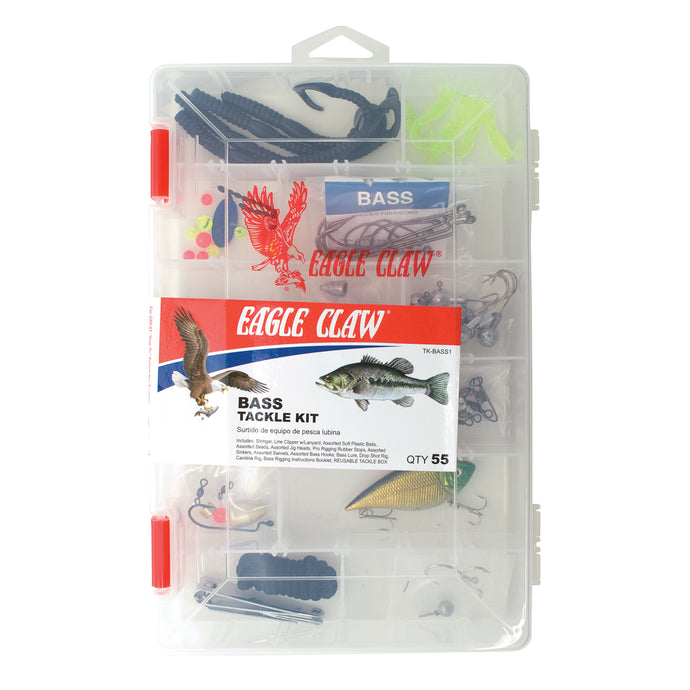NEW13-BASS TACKLE KIT
