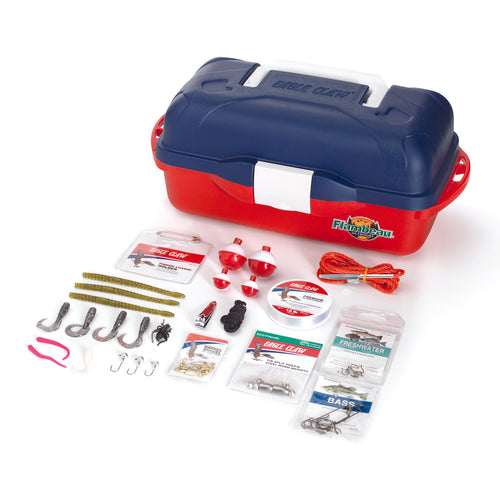 Go Fish - Extreme Tackle Box Kit