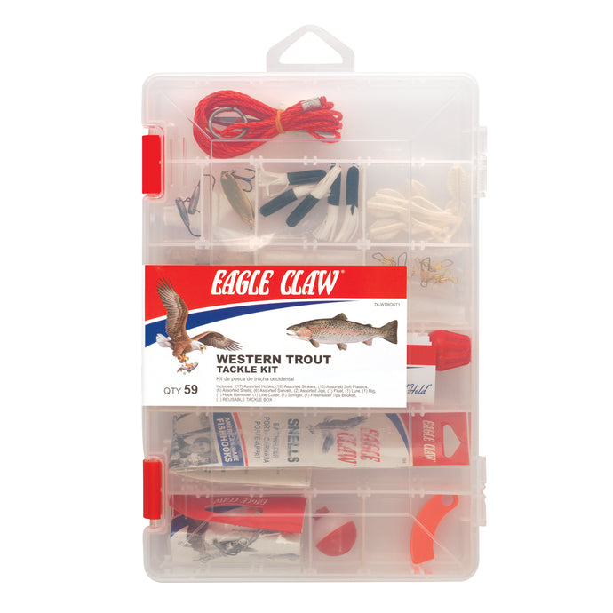 EAGLE CLAW WESTERN TROUT KIT