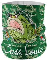 Bass Louie Neck Gaiter