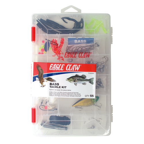 Bass Tackle Kit