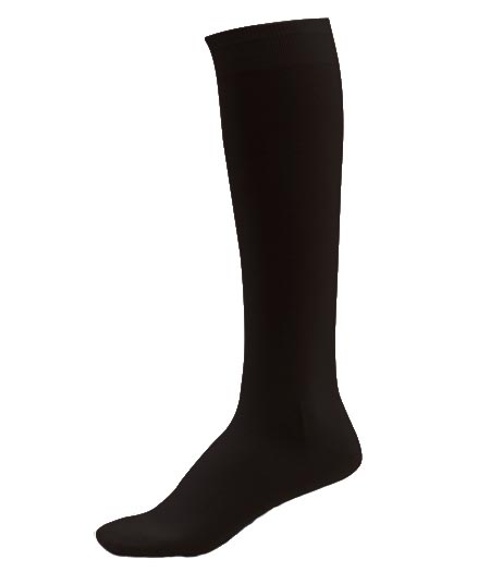 MARCMARCS COTTON PURE LADIES KNEESOCKS
