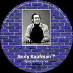 Andy Kaufman™ - Speakers' Corner (CD)